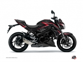 Suzuki GSX 1000 S Street Bike PROFIL Graphic kit Black Red