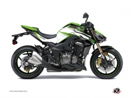 Kawasaki Z 1000 Street Bike PROFIL Graphic kit Green