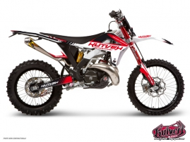 Graphic Kit Dirt Bike Pulsar Gasgas 300 ECF