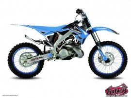 TM EN 530 4t Dirt Bike Pulsar Graphic Kit