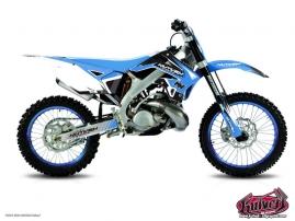 TM MX 250 Dirt Bike Pulsar Graphic Kit