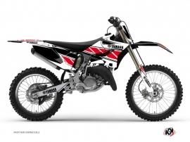 Graphic Kit Dirt Bike Replica Yamaha 125 YZ Red