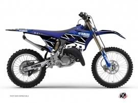 Graphic Kit Dirt Bike Replica Yamaha 250 YZ Blue