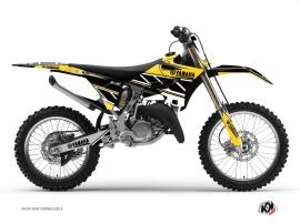 Graphic Kit Dirt Bike Replica Yamaha 250 YZ Yellow