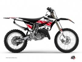Graphic Kit Dirt Bike Replica Yamaha 250 YZ Red