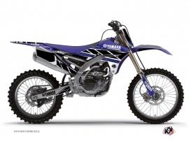 Graphic Kit Dirt Bike Replica Yamaha 250 YZF Blue