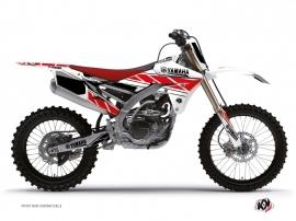 Graphic Kit Dirt Bike Replica Yamaha 250 YZF Red