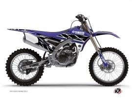 Graphic Kit Dirt Bike Replica Yamaha 450 YZF Blue