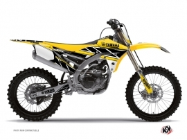 Yamaha 450 YZF Dirt Bike REPLICA Graphic kit Yellow