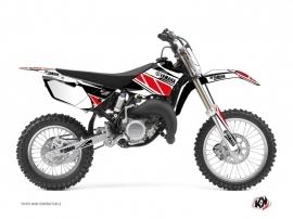 Yamaha 85 YZ Dirt Bike REPLICA Graphic kit Red
