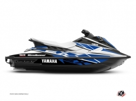 Graphic Kit Jet-Ski Replica Yamaha EX White Blue