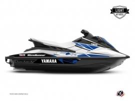 Graphic Kit Jet-Ski Replica Yamaha EX White Blue LIGHT