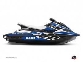 Graphic Kit Jet-Ski Replica Yamaha EX Blue