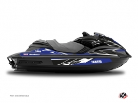 Graphic Kit Jet Ski Replica Yamaha FZR-FZS Blue