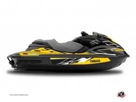 Graphic Kit Jet Ski Replica Yamaha FZR-FZS Yellow