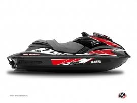 Graphic Kit Jet Ski Replica Yamaha FZR-FZS Red