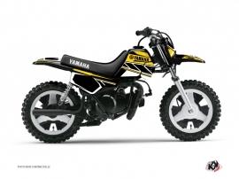Graphic Kit Dirt Bike Replica Yamaha PW 50 Yellow