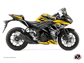 Yamaha R3 Street Bike REPLICA Graphic kit