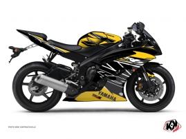 Graphic Kit Street Bike Replica Yamaha R6 60th Anniversary