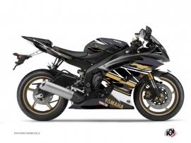 Graphic Kit Street Bike Replica Yamaha R6 Brown