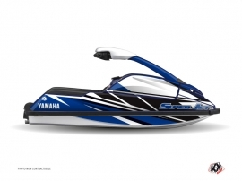 Graphic Kit Jet Ski Replica Yamaha Superjet Blue