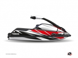 Graphic Kit Jet Ski Replica Yamaha Superjet Red