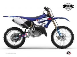 Yamaha 125 YZ Dirt Bike REPLICA TEAM 2B Graphic kit  LIGHT