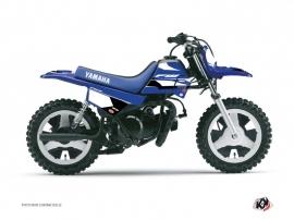 Graphic Kit Dirt Bike Replica Team Outsiders Yamaha PW 50 2017