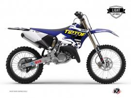 Graphic Kit Dirt Bike Replica Yamaha 250 YZ TIP TOP LIGHT