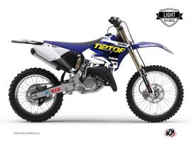 Yamaha 125 YZ Dirt Bike REPLICA TEAM TIP TOP Graphic kit  LIGHT