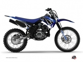 Graphic Kit Dirt Bike Replica Yamaha TTR 125 Blue