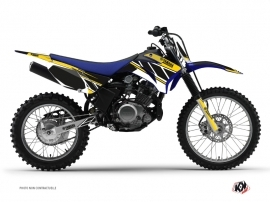 Graphic Kit Dirt Bike Replica Yamaha TTR 125 Yellow