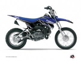 Graphic Kit Dirt Bike Replica Yamaha TTR 90 Blue