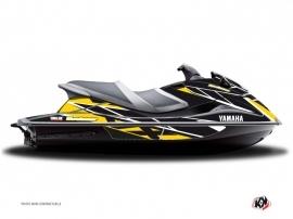 Graphic Kit Jet Ski Replica Yamaha VXR-VXS Yellow