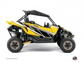 Yamaha YXZ 1000 R UTV REPLICA Graphic kit Yellow