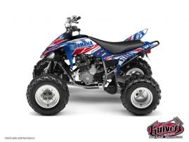 Yamaha 250 Raptor ATV REPLICA Romain Couprie Graphic kit