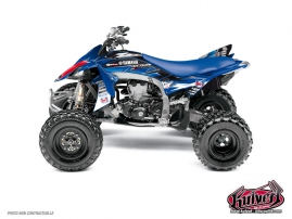 Graphic Kit ATV Yamaha 450 YFZ-R Romain Couprie - 2009