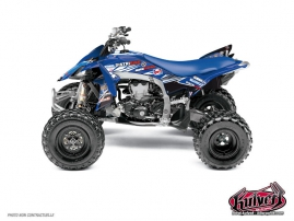 Graphic Kit ATV Yamaha 450 YFZ-R Romain Couprie - 2010