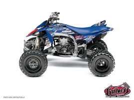 Graphic Kit ATV Yamaha 450 YFZ-R Romain Couprie - 2011