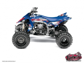 Graphic Kit ATV Yamaha 450 YFZ-R Romain Couprie - 2012
