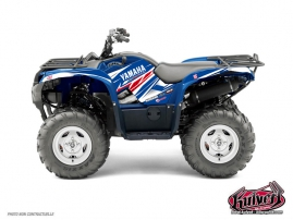 Yamaha 550-700 Grizzly ATV REPLICA Romain Couprie Graphic kit