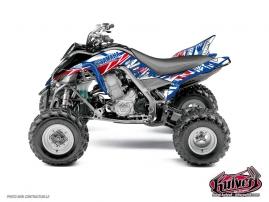 Yamaha 700 Raptor ATV Replica Romain Couprie Graphic Kit