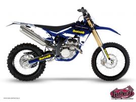 Graphic Kit Dirt Bike Slider Sherco 450 SEF R