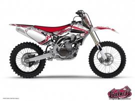 Graphic Kit Dirt Bike Spirit Yamaha 250 YZ Red