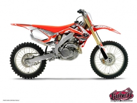 Graphic Kit Dirt Bike Spirit Honda 125 CR