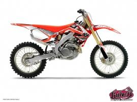 Honda 250 CRF Dirt Bike SPIRIT Graphic kit
