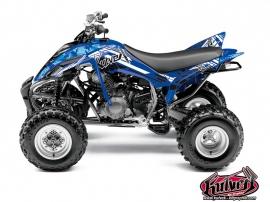 Graphic Kit ATV Spirit Yamaha 350 Raptor Blue