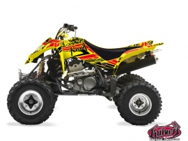 Suzuki 400 LTZ ATV SPIRIT Graphic kit