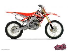 Honda 450 CRF Dirt Bike Spirit Graphic Kit
