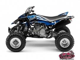 Yamaha 450 YFZ ATV SPIRIT Graphic kit Blue